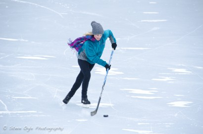 Caroline Gleich, Mirror Lake, BC