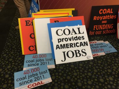 Pro Coal Posters